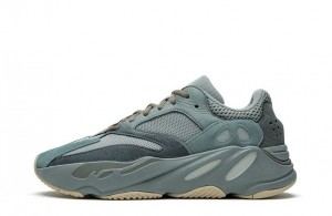 """Fake Yeezy Boost 700 """"Teal Blue""""【High Quality】"""