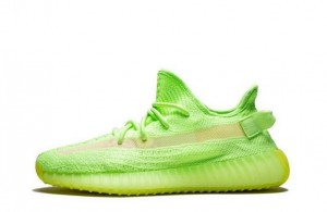 "Yeezy Boost 350 V2 ""Glow in the Dark""【High Quality】"