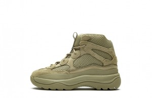 "Fake Yeezy Desert Boot Kids ""Rock""【High Quality】"