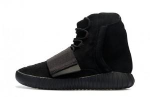 "Adidas Yeezy Boost 750 High Top ""Black""【High Quality】"